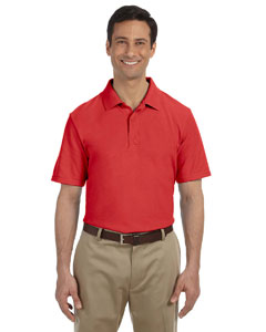 Red DryBlend™ 6.5 oz. Pique Sport Shirt