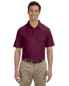 Maroon DryBlend™ 6.5 oz. Pique Sport Shirt