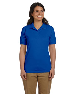 Royal Women's 6.5 oz. DryBlend™ Piqué Sport Shirt