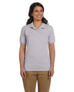 Sport Grey Women's 6.5 oz. DryBlend™ Piqué Sport Shirt