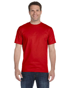 True Red 6 oz., 100% Cotton Lofteez HD® T-Shirt