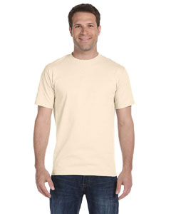 Natural 6 oz., 100% Cotton Lofteez HD® T-Shirt