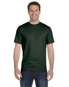 Forest Green 6 oz., 100% Cotton Lofteez HD® T-Shirt