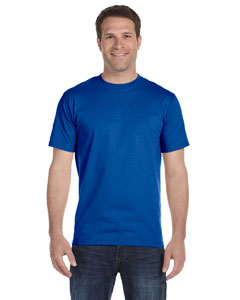 Royal 6 oz., 100% Cotton Lofteez HD® T-Shirt