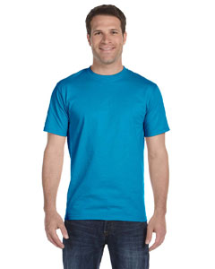 Pacific Blue 6 oz., 100% Cotton Lofteez HD® T-Shirt