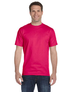 Cyber Pink 6 oz., 100% Cotton Lofteez HD® T-Shirt