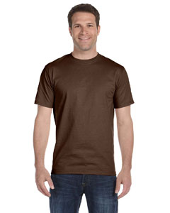 Chocolate 6 oz., 100% Cotton Lofteez HD® T-Shirt