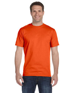 Burnt Orange 6 oz., 100% Cotton Lofteez HD® T-Shirt