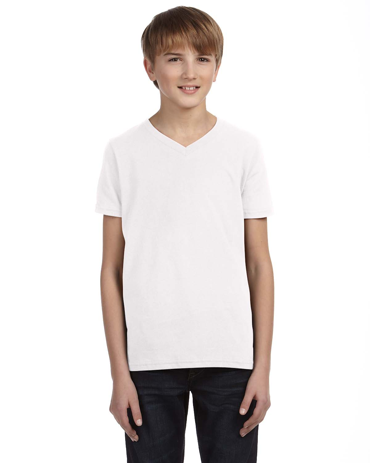 Free shipping BOTH ways on kids v neck t shirts, from our vast selection of styles. Fast delivery, and 24/7/ real-person service with a smile. Click or call
