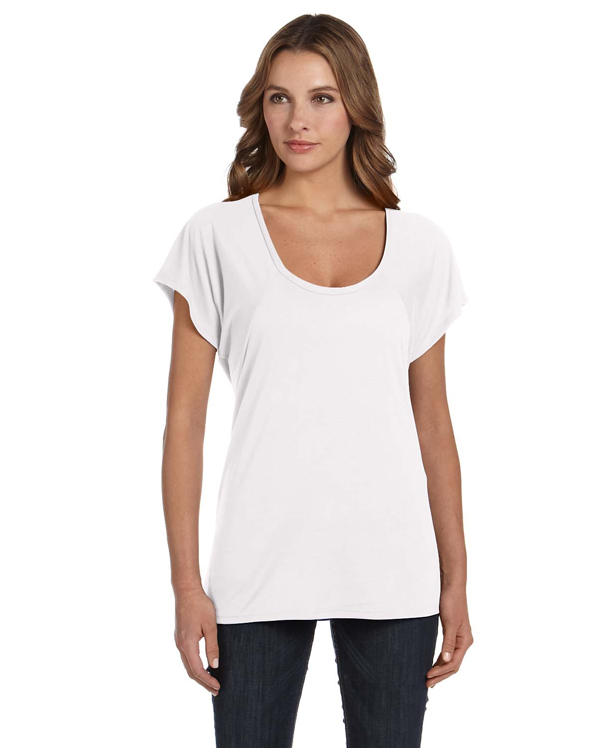 Bella Canvas B8801 Women 39 S Flowy Raglan T Shirt Shirtmax