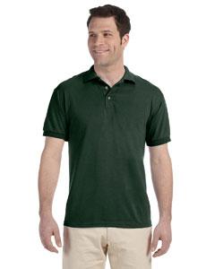 Forest Green 5.6 oz. Heavyweight Blend™Jersey Polo