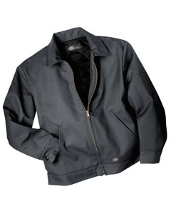 Charcoal 8 oz. Lined Eisenhower Jacket