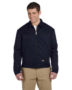 Dark Navy 8 oz. Lined Eisenhower Jacket