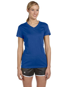 Royal Women's Dri-Power® V-Neck T-Shirt