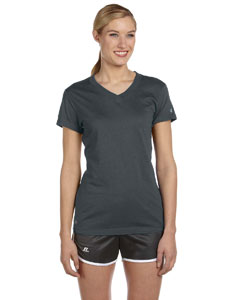 Stealth Women's Dri-Power® V-Neck T-Shirt