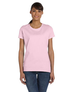 Classic Pink Women's 5 oz., 100% Heavy Cotton HD™ T-Shirt