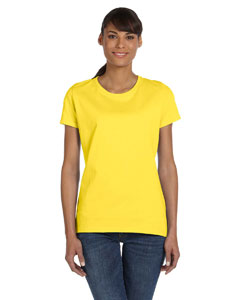 Yellow Women's 5 oz., 100% Heavy Cotton HD™ T-Shirt