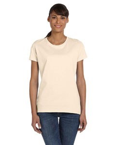 Natural Women's 5 oz., 100% Heavy Cotton HD™ T-Shirt