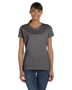 Charcoal Grey Women's 5 oz., 100% Heavy Cotton HD™ T-Shirt