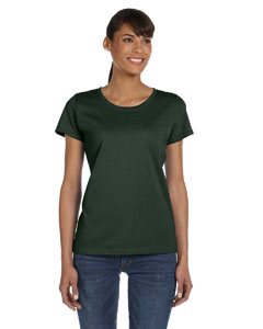 Forest Green Women's 5 oz., 100% Heavy Cotton HD™ T-Shirt