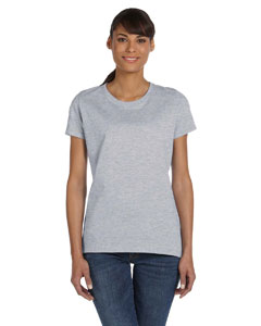 Athletic Heather Women's 5 oz., 100% Heavy Cotton HD™ T-Shirt