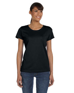 Black Women's 5 oz., 100% Heavy Cotton HD™ T-Shirt
