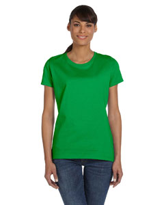 Kelly Women's 5 oz., 100% Heavy Cotton HD™ T-Shirt