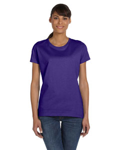 Purple Women's 5 oz., 100% Heavy Cotton HD™ T-Shirt