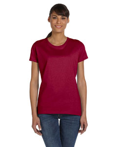 Cardinal Women's 5 oz., 100% Heavy Cotton HD™ T-Shirt