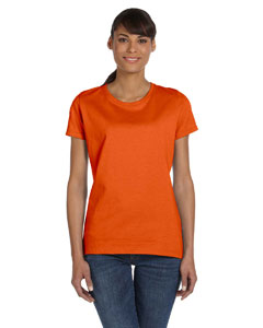 Burnt Orange Women's 5 oz., 100% Heavy Cotton HD™ T-Shirt