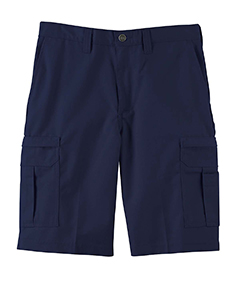 Dk Navy 34 Men's 7.75 oz. Premium Industrial Cargo Short