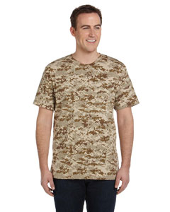 Sand Digital Adult Camouflage T-Shirt