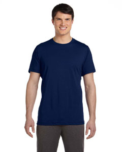 Dark Navy Men's Dri-Blend Short-Sleeve T-Shirt