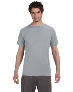 Grey Men's Short-Sleeve T-Shirt