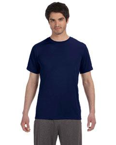 Dark Navy Men's Short-Sleeve T-Shirt