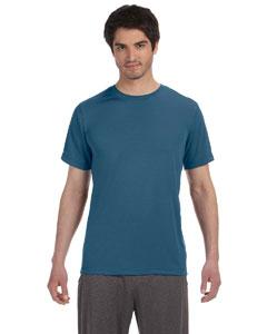 Steel Blue Men's Short-Sleeve T-Shirt