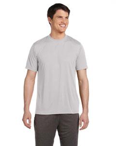 Sport Silver Unisex Performance Short-Sleeve T-Shirt