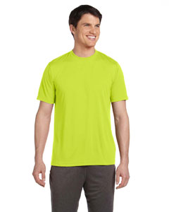 Sprt Safty Yllow Unisex Performance Short-Sleeve T-Shirt