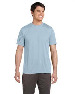 Sport Light Blue Unisex Performance Short-Sleeve T-Shirt