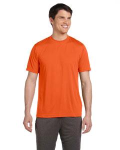 Sport Orange Unisex Performance Short-Sleeve T-Shirt