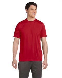 Sport Red Unisex Performance Short-Sleeve T-Shirt