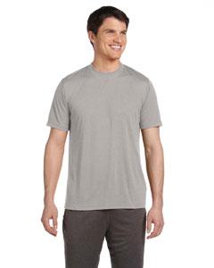 Athletic Heather Unisex Performance Short-Sleeve T-Shirt