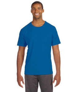Sport Royal Men's Performance Short-Sleeve Raglan T-Shirt