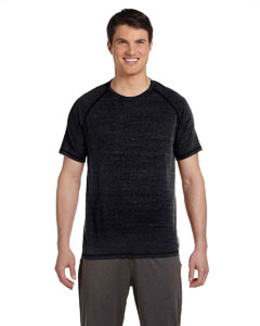 Chrcl Hthr Trblnd Men's Performance Triblend Short-Sleeve T-Shirt