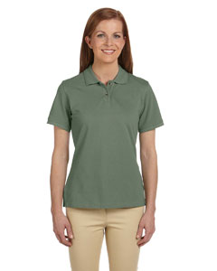 Dill Women's 6 oz. Ringspun Cotton Piqué Short-Sleeve Polo