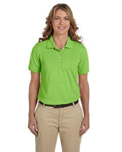 Lime Women's 5.6 oz. Easy Blend Polo