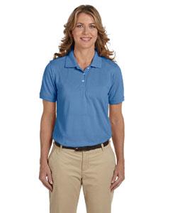 Nautical Blue Women's 5.6 oz Easy Blend Polo