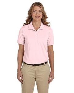 Blush Women's 5.6 oz. Easy Blend Polo