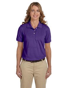 Team Purple Women's 5.6 oz. Easy Blend Polo