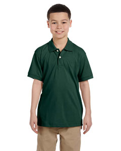 Hunter Youth 5.6 oz. Easy Blend™ Polo
